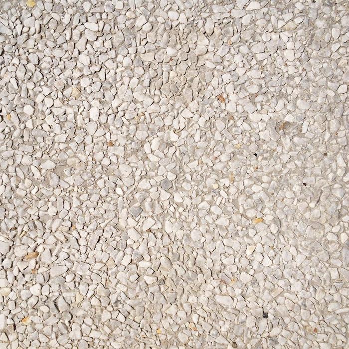 Bianco carrara - Granigliato lavato