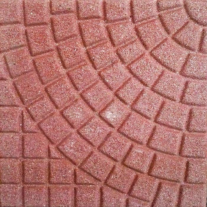 Ventaglio - Sabbiato