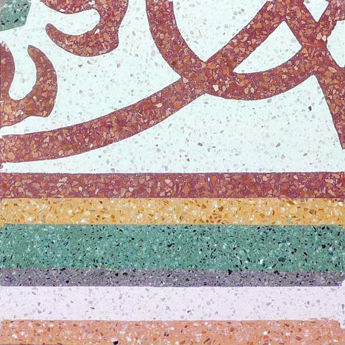 Decoro bordatura fascia doppia armonia pavimenti interni - Sam pavimenti