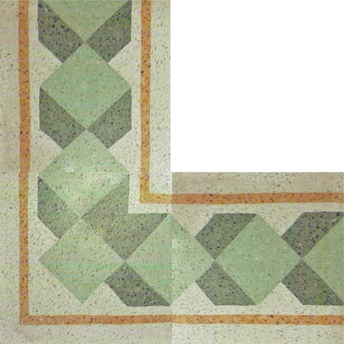 Angolo decoro bordatura dadone pavimenti interni - Sam pavimenti