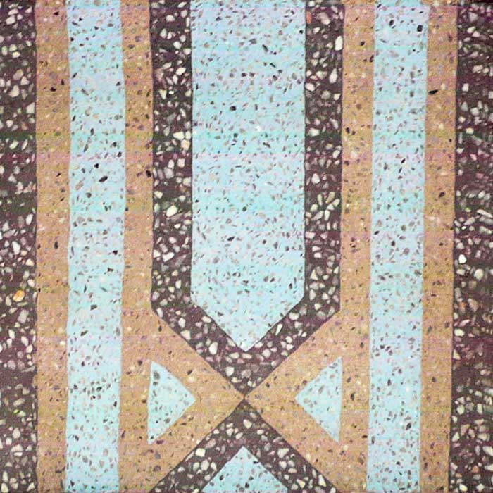 Decoro bordatura Salamino pavimenti interni - Sam pavimenti