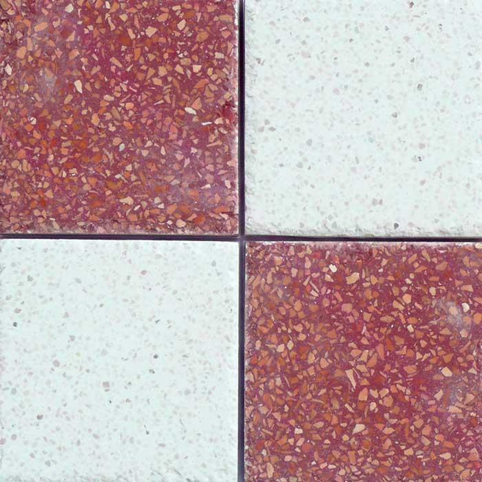 Rosso e bianco zandobbio - Graniglie